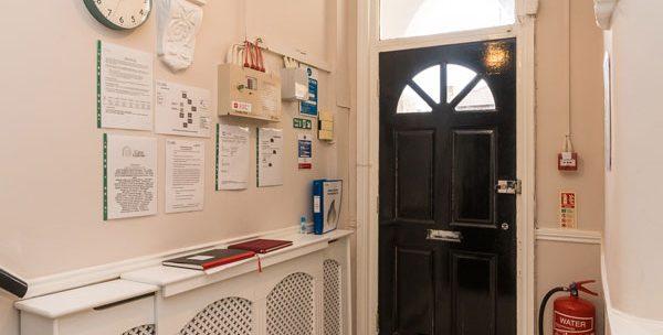 Conifers - Entrance Hallway
